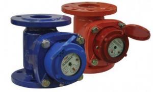 Счетчик воды турбинный ВДТХ-50