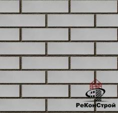 Кирпич лицевой Керма, Серебро Гладкий, евро 0,7НФ