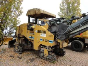 Cat/Bitelli SF 102 CR