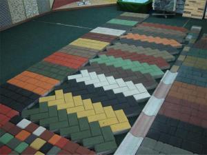 Тротуарная вибропрессованная плитка, брусчатка BRAER в Старом Осколе
