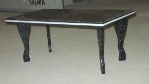 Продам журнальный столик из икусственного камня