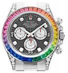 Часы Rolex White Gold Daytona Копия
