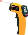Дистанционный измеритель температуры (пирометр) UnionTEST IR380
