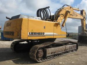 Liebherr R954 B HD