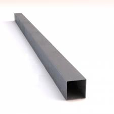 Столб 3 м, 80х80х3,0мм, (серый грунт)