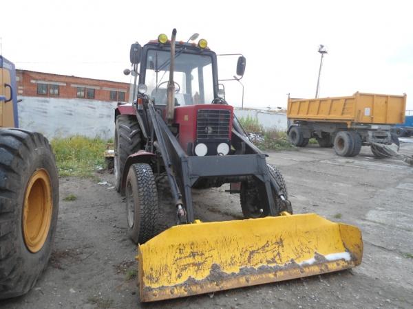 Трактора БУ и новые в городе Тюмени