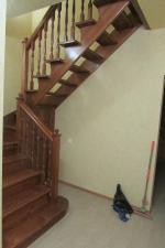 Заказать лестницу из массива березы