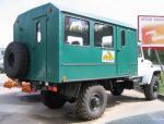 Автобус вахтовый продажа ГАЗ-33081