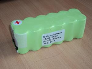 Батарея 12D-SC2000P (для дефибриллятора ДКИ-Н-08 (Аксион) , ДКИ-Н-10 (Аксион)