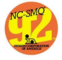 Паяльная паста NC-SMQ92J 62Sn36Pb2Ag для трафаретной печати INDIUM