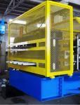 Двухярусный станок производства профнастила