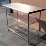 Рабочий стол GASTRORAG WT-2448-2WS