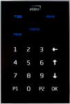 ELDES EKB2 black - сенсорная проводная LCD клавиатура