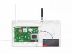 Радиоканальная охранная панель Контакт GSM-10А(с внешней антенной)
