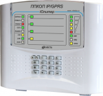 "ППКОП ""ЮПИТЕР- 4 IP/GPRS"" со встроенной клавиатурой"
