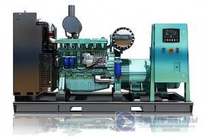 Дизельный генератор Weichai WPG344 (250 кВт)