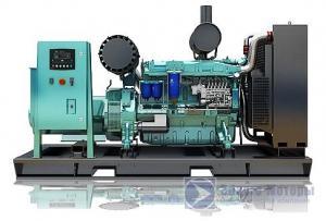 Дизельный генератор Weichai WPG247.5 (180 кВт)