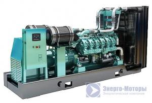 Дизельный генератор Weichai WPG1237.5 (900 кВт)