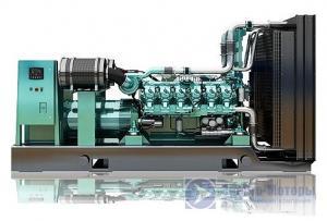 Дизельный генератор Weichai WPG880 (640 кВт)