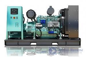 Дизельный генератор Weichai WPG110 (80 кВт)