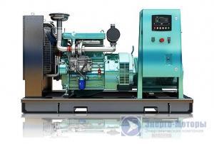 Дизельный генератор Weichai WPG68.5B1 (50 кВт)