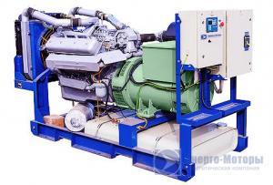 Дизельный генератор АД-250 (ЯМЗ-7514.10), 250 кВт