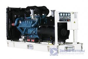 Дизельный генератор Teksan TJ657DW5C (486 кВт)