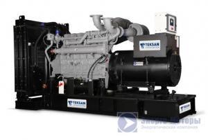 Дизельный генератор Teksan TJ550PE5C (400 кВт)