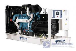 Дизельный генератор Teksan TJ518DW5A (378 кВт)