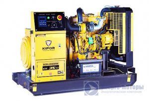 Дизельная электростанция (дизель генератор) Kipor KDE35E3 (27,7 кВт)