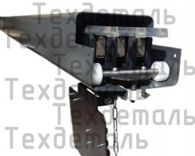 Шинопровод троллейный ШТА-75, 400А, 660В