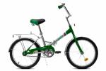 Велосипед двухколес,детский Радомир АВТ-2002 зеленый
