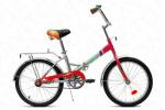 Велосипед двухколес,детский Радомир АВТ-2002 красный