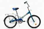 Велосипед двухколес,детский Радомир АВТ-2002 синий
