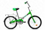 Велосипед двухколес,детский Радомир АВТ-2002 салат