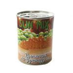 Цыпленок по-французски. Готовые вторые блюда Sun Mix (338 гр.)
