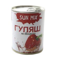 Гуляш по-венгерски. Консервированные супы Sun Mix (338 гр.)