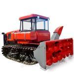 Снегоочиститель на ДТ-75 шнекороторный СШР-2,6 (задняя навеска)