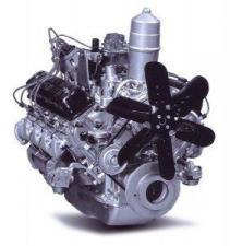 Двигатель ЗМЗ-52342 Евро 3 для автобуса ПАЗ