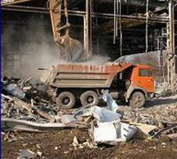 Вывезем мусор и хлам с территории. Самосвалы 10-15т