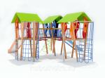 Детский игровой комплекс Деревня