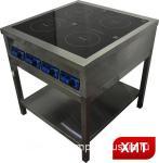 Плита индукционная ЦМИ ПИ-4  380 В    14 кВт