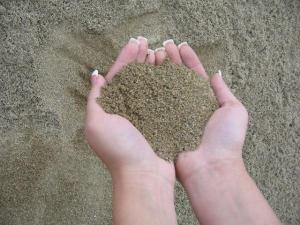 Песок речной (строительный) с доставкой