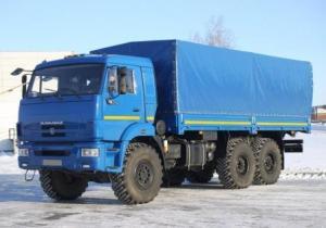 Бортовой автомобиль КАМАЗ-43118-6013-46