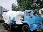 Автобетоносмеситель 58147G КАМАЗ-65115