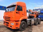 Седельный тягач КАМАЗ-6460-26010-73