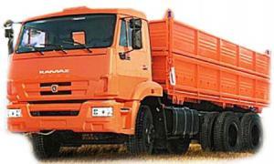 Самосвал КАМАЗ-45143-6012-19
