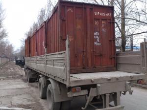 контейнер 5 тонн металлический