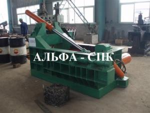 Гидравлический пресс для пакетирования металлолома Y81-125