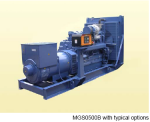 Дизель-генератор MITSUBISHI MGS0500B HC5E